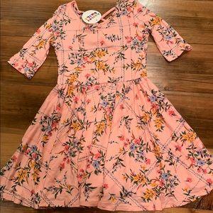 Dot Dot Smile size 5/6 Ballerina Dress